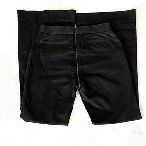 RARE Gucci High-Rise Zipper Pants